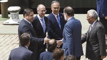 Rajoy y Costa inician en Salamanca la XXIX Cumbre Hispano-Lusa