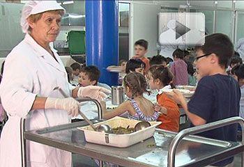 Los comedores escolares de castilla y le n dan de comer a - Comedores escolares castilla y leon ...