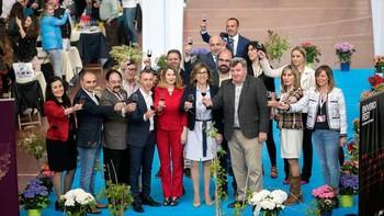 Ribera del Duero lleva a Aranda el Día Movimiento Vino con un gran brindis multitudinario