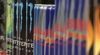 La OMS advierte de los riesgos del consumo excesivo de bebidas energ�ticas