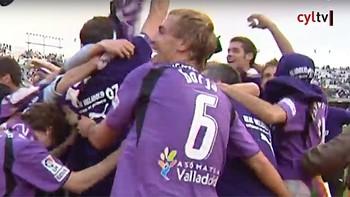 Rememoramos los ascensos más recientes del Real Valladolid