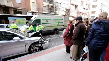 Muere atropellado por un turismo en Valladolid