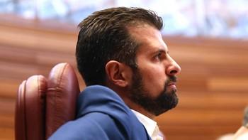 Tudanca acusa al PP de manchar la imagen y prestigio de Castilla y León con la corrupción
