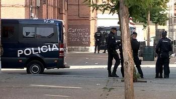 Varios detenidos en una operación contra la venta al menudeo de drogas en Valladolid