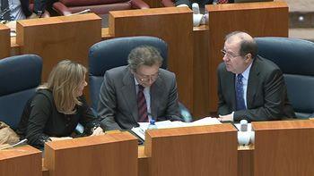 Las Cortes aprueban las cuentas para Castilla y Le�n en 2015