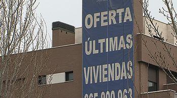 Castilla y Le�n, �nica comunidad donde desciende la compraventa de viviendas