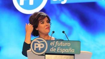 Santamaría, la más votada en la primera vuelta y derrotada en la elección final
