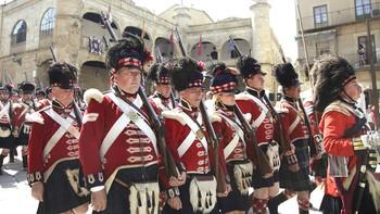 La comarca de Ciudad Rodrigo regresa a 1812 con la recreación del asedio a la ciudad