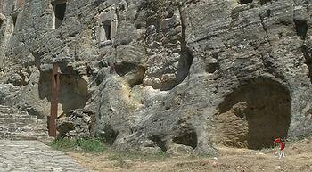 Fe entre rocas