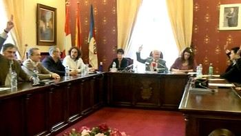 Prospera la moción de censura presentada al alcalde de Ciudadanos de Villarcayo, en Burgos