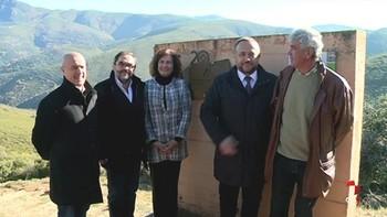 La Junta compromete 'impulso' al paraje de Las Médulas