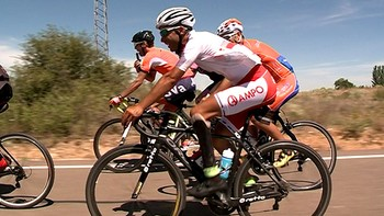 Guillermo Prieto: 30 horas seguidas sobre la bicicleta por solidaridad