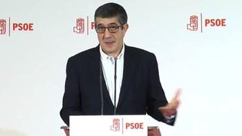 Patxi López: 'Fue un error abstenerse para dar el Gobierno a Rajoy'