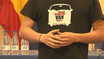 El ej�rcito de monologuistas 'The Big Van Theory'