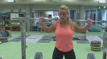 Lidia Valentin, premio Pódium mejor deportista absoluto