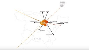 Invest in Soria lanza un vídeo promocional para hacer atractiva la provincia a las inversiones de fuera