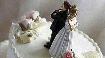 Cinco simples pasos y 180 euros es lo que te puede costar un divorcio