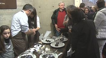 Mercatrufa, un mercado para educar al consumidor en el consumo de la trufa negra