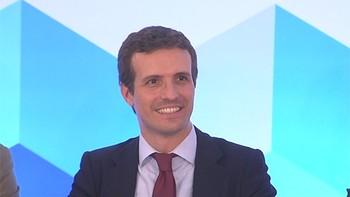 El nuevo Comité Ejecutivo del PP que preside Pablo Casado