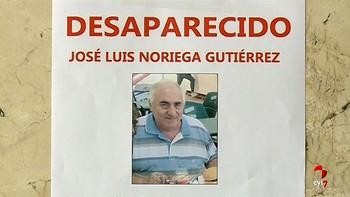 Sin noticias de José Luis Noriega, desaparecido el 29 de junio en Segovia