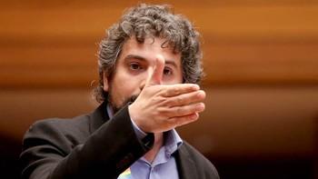 Sarrión pide a Herrera que agilice la Ley de Diversidad Sexual