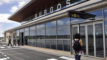El aeropuerto de Burgos podría multiplicar por cinco sus pasajeros en cuatro años y superar los 20.000