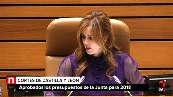 Aprobados los 'mejores' presupuestos con el voto del PP y la abstención de Cs y UPL