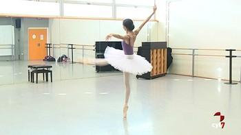 Ana Torrequebrada, la burgalesa que representará a España en el Certamen Internacional de Danza