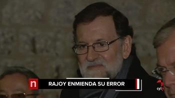 Rajoy cumple su promesa