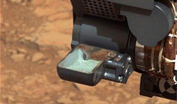 El 'Curiosity' demuestra que pudo haber vida en Marte