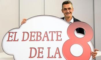 El debate de La 8: con Luis Ángel Rozas
