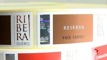 El prestigio de la contraetiqueta en las botellas de vino