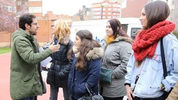 Un grupo de 60 alumnos de FP harán prácticas en Reino Unido, Irlanda, Polonia y la República Checa