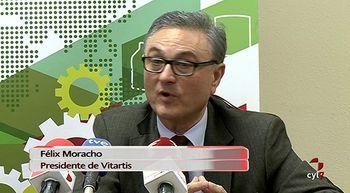 Vitartis alcanza casi el 40% de la facturaci�n del sector agroalimentario en Castilla y Le�n