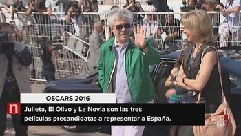 'El Olivo', 'Julieta' y 'La novia', preseleccionadas para los Oscar