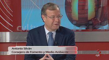 Entrevista al consejero de Fomento de Castilla y Le�n