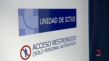 Sacyl trabaja en la creación de unidades de ictus con atención 24 horas en León, Burgos y Salamanca