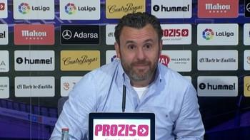 Rueda de prensa de Sergio González