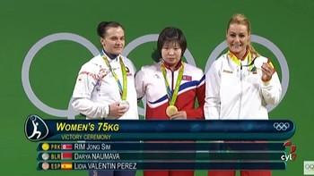 M�s medallas para Lidia Valent�n