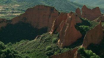 Las M�dulas se suma a la ruta ambiental de 'Las 7 Maravillas Naturales de Espa�a'