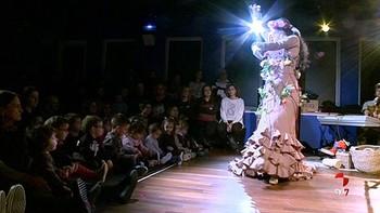 Flamenco para bebés