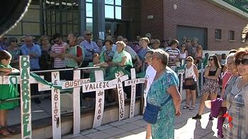 El norte de Palencia se pone en guerra para exigir una sanidad de calidad