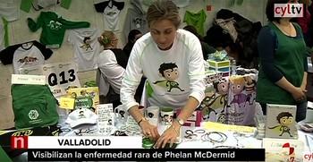 Talleres, juegos y música para visibilizar el Síndrome de Phelan-McDermid en Valladolid