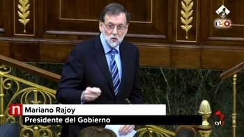Rajoy niega que dinero del FLA pagara el 1-O y reprocha a Rivera que critique más al Gobierno que al independentismo