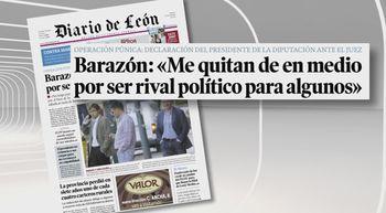 Marcos Mart�nez se declara inocente de todos los delitos y se considera v�ctima