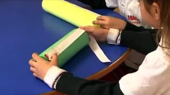 Primera olimpiada de matemáticas para niños de 5 años