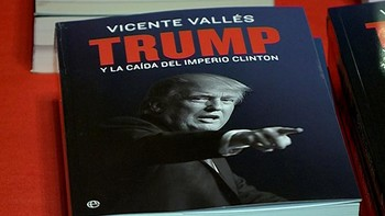 Vicente Vallés presenta en Valladolid 'Trump y la caída del imperio Clinton'