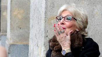 Concha Velasco anuncia su despedida con 'El funeral', obra que estrena en Valladolid