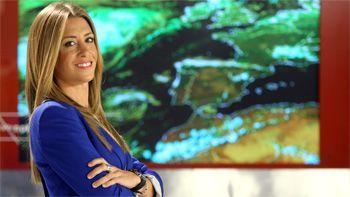 El tiempo en Castilla y Le�n con Isabel Zubiaurre