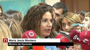 Montero confirma que está dispuesta a explorar la subida del IRPF a las rentas de más de 150.000 euros